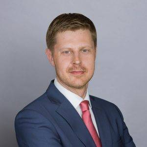 Justas Kairys CEO TLC logistics