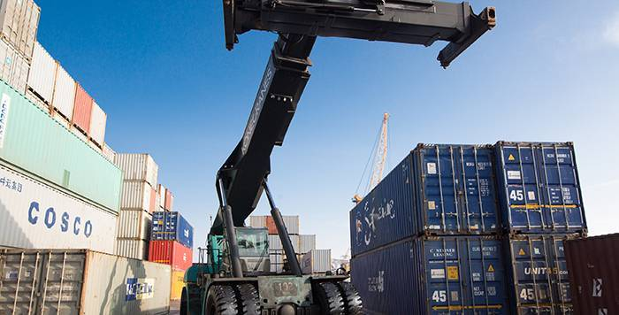 Konteineriu frachtavimas TLC logistics