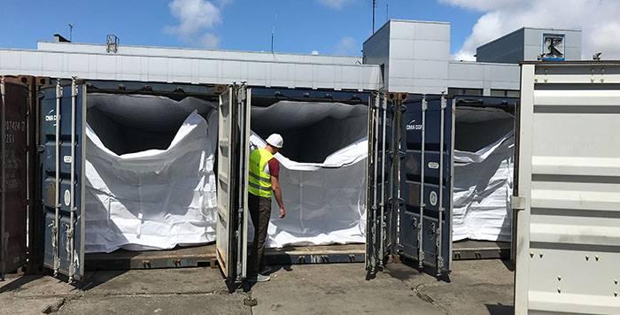 Krovinių pakavimas ir fasavimas klaipedos uoste TLC logistics flat
