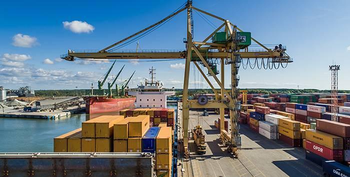 Laivų ir krovinių frachtavimas TLC logistics