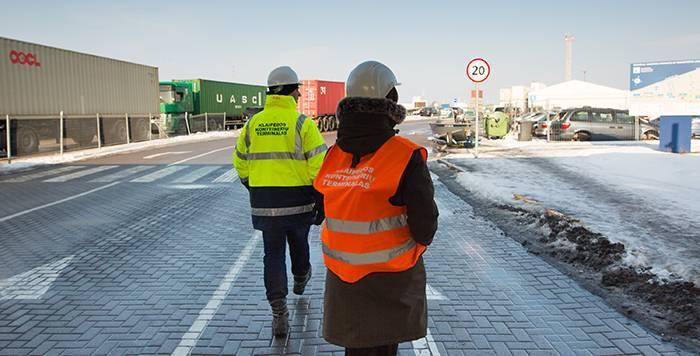 Muitines tarpininkavimas TLC logistics