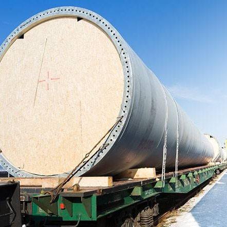 Negabaritinių nestandartinių krovinių gabenimas TLC logistics