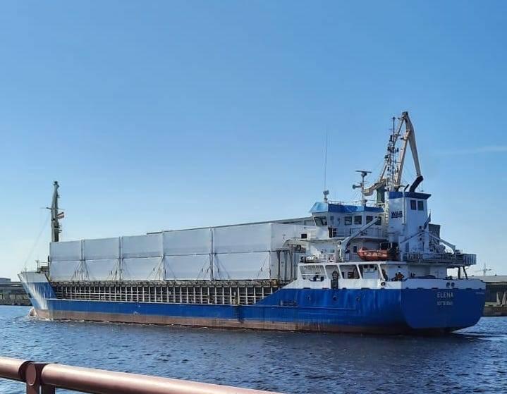 Project cargo shipment